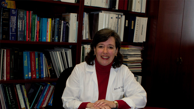 Jeanne Clark Wins Inaugural Award for Mentoring from the American College of Physicians